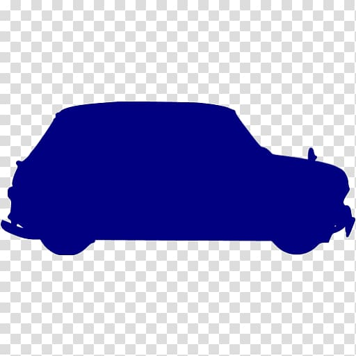Royal blue Car Computer Icons , Navy Blue Business Card.