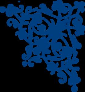 Royal Blue Border Clipart.