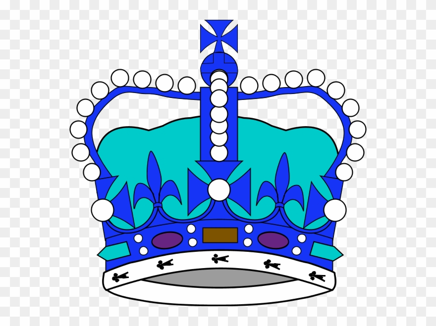 Blur Clipart Royal Crown.