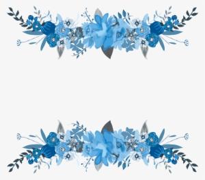 Blue Flower PNG, Free HD Blue Flower Transparent Image.