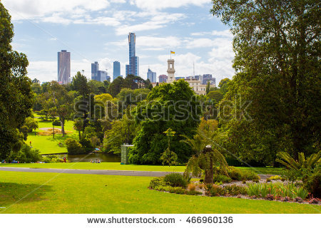 Royal Botanic Gardens Stock Photos, Royalty.