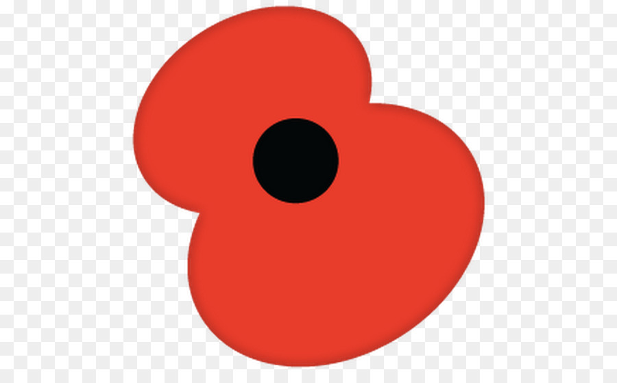 Remembrance Day Poppy png download.