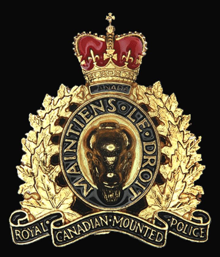 royal canadian mounted police rcmp k.