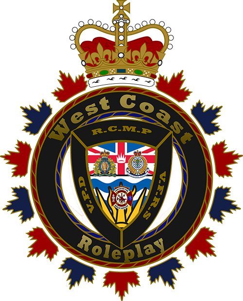 West Coast Roleplay (Royal Canadian Mounted Police).