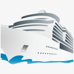 Cruise Ship Clipart Party Boat.