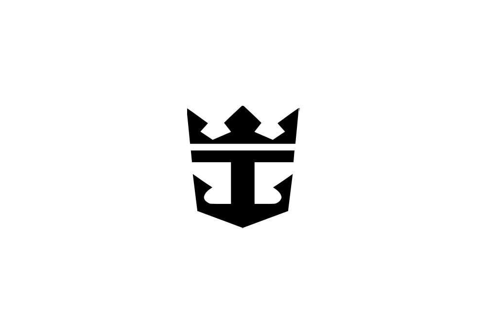 Royal Caribbean Cruises logo.