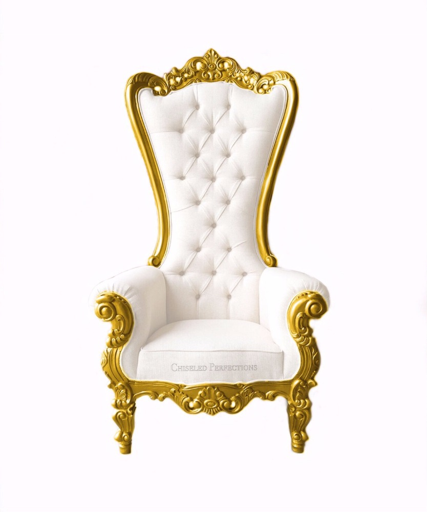 King Chair Png (+).