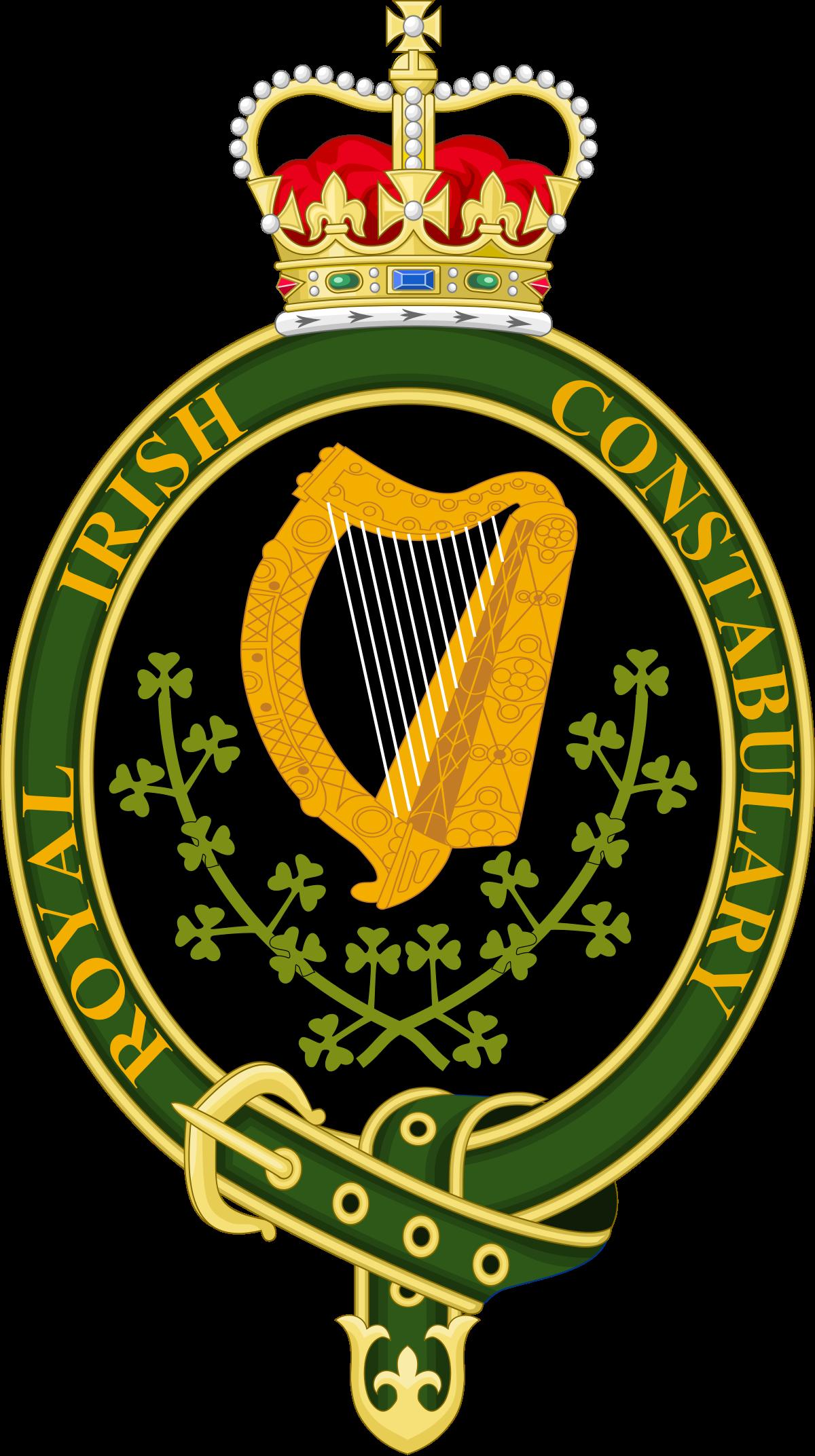Royal Irish Constabulary.