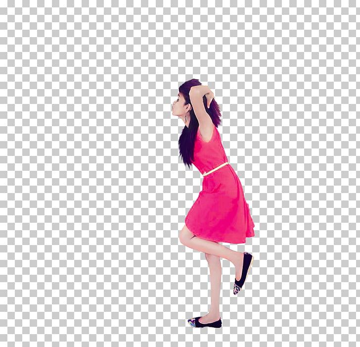 Editing Girl PicsArt Photo Studio, girl PNG clipart.
