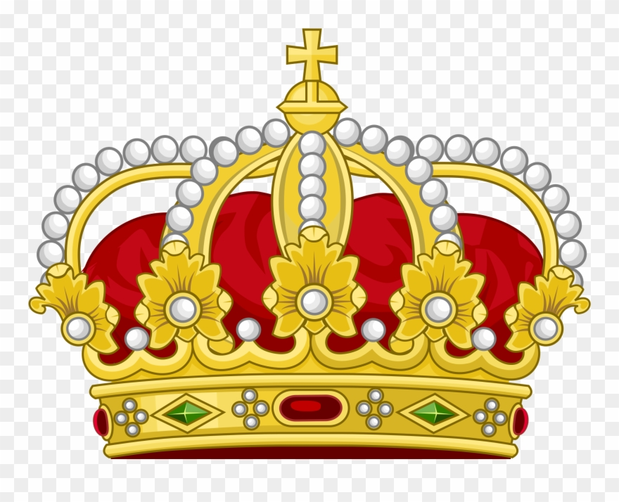 Heraldic Royal Crown Of The King Of The Romans.
