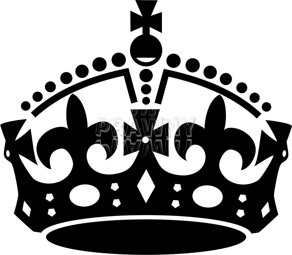 Royal crown clipart - Clipground