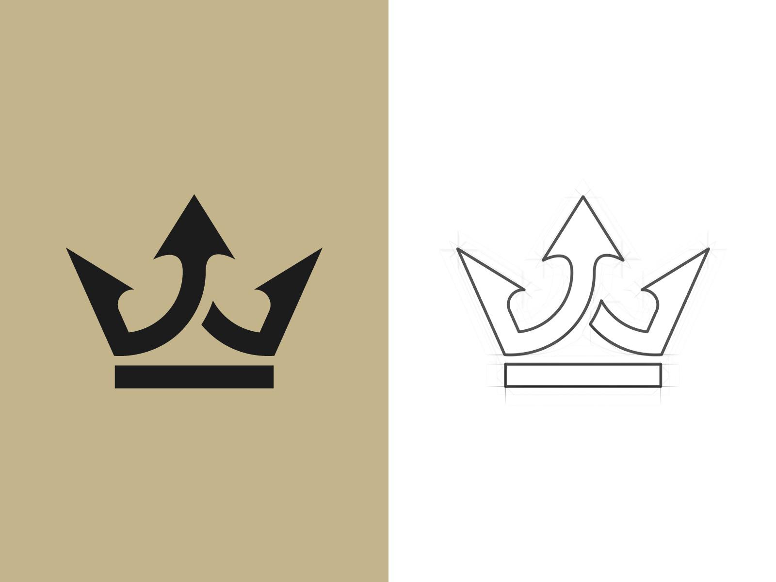 Royal Crown Logo by Alin Ionita on Dribbble.
