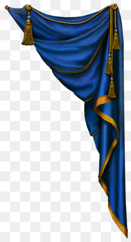 Curtains PNG.