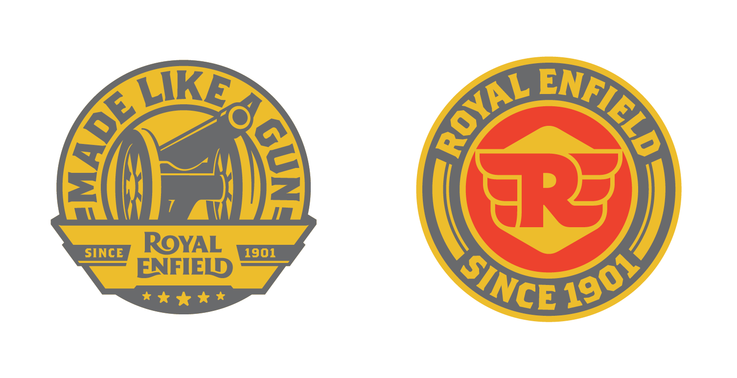 Brand New: New Logo and Identity for Royal Enfield by Codesign.