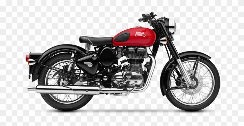 Royal Enfield Classsic 350 Redditch Red.