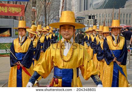 April Buckingham Guard Palace Stock Photos, Royalty.