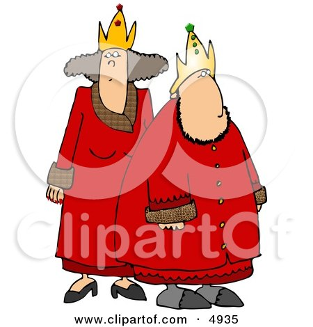 Royalty Free King Illustrations by Dennis Cox Page 1.