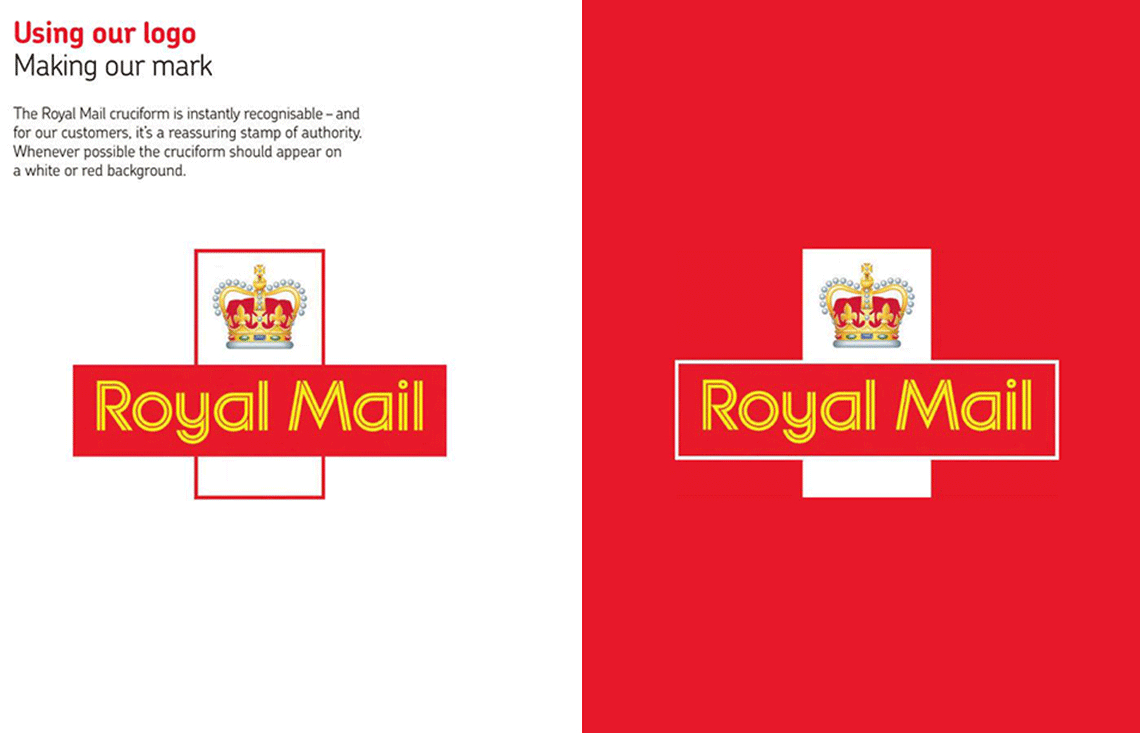 Royal Mail.