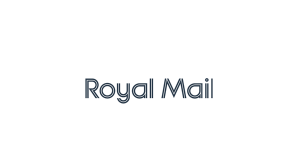 Royal Mail Logo Wht PNG 600×300 300dpi.