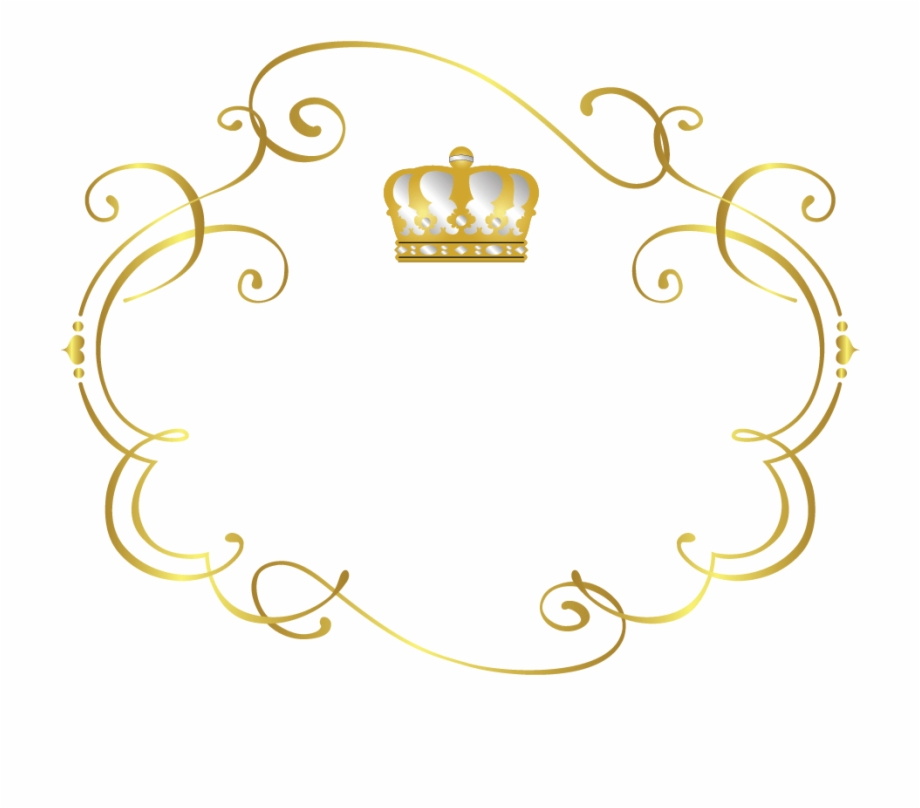 Royal Frame Png.