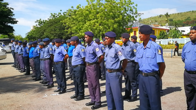 Royal Papua New Guinea Constabulary RPNGC Recruitment.
