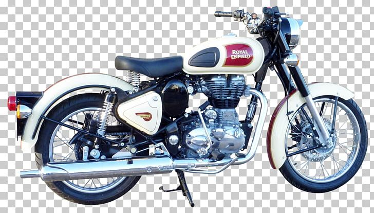 PicsArt Photo Studio Royal Enfield Classic 350 Motorcycle.