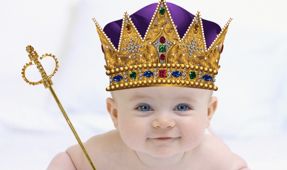 The Royal Baby! We need your names!.
