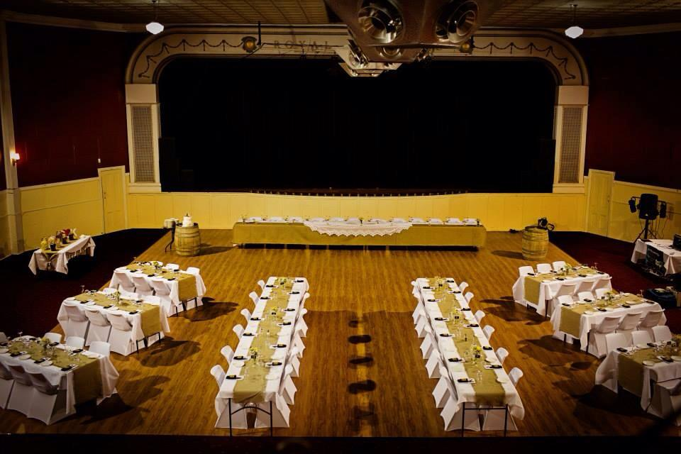 Quirindi Royal Theatre.