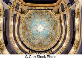 Stock Photography of Royal Theatre of Namur, Belgium.