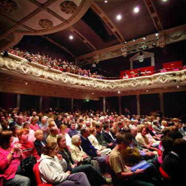 Theatre Royal Winchester.