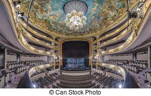 Picture of Royal Theatre of Namur, Belgium.