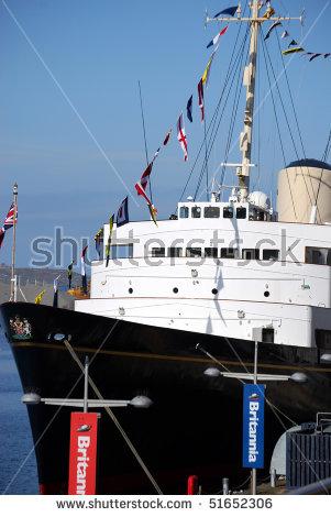 Royal Yacht Stock Photos, Royalty.