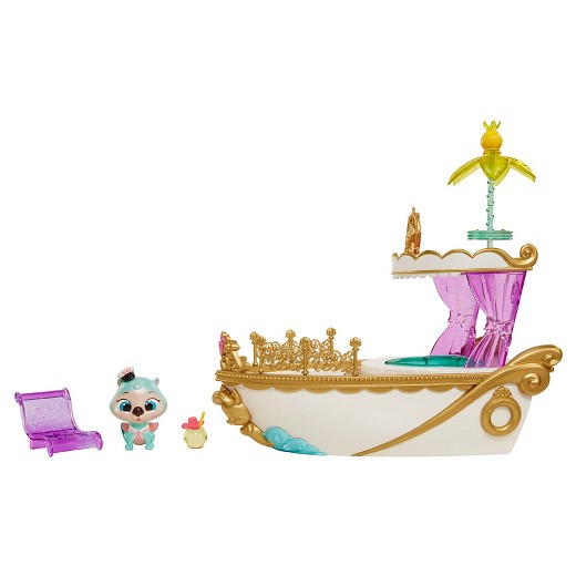 Disney Palace Pets S.S. Pawcation Royal Yacht : Target.