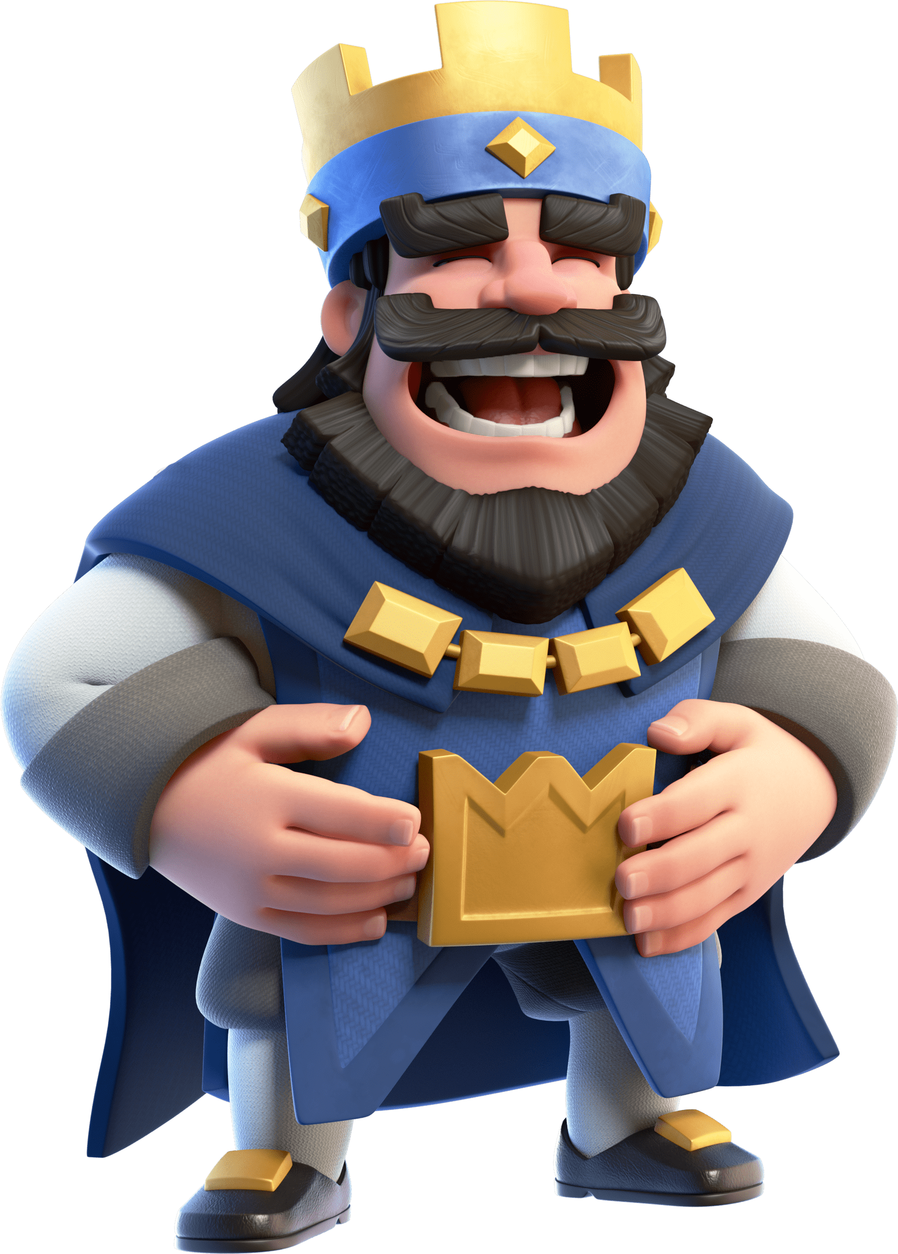 Clash Royale Prince transparent PNG.