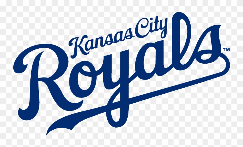 Kansas City Royals Logo Font.