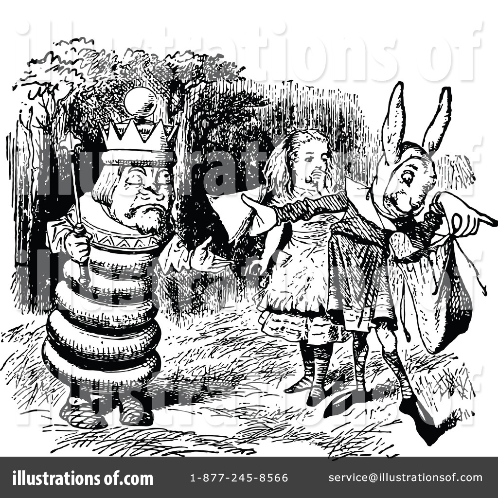Alice In Wonderland Clipart #1166647.