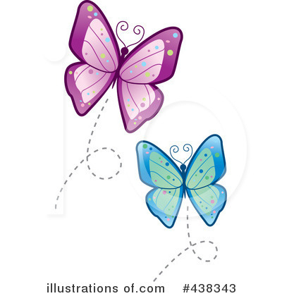 Butterfly Clipart #438343.