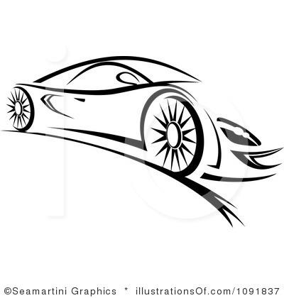 Royalty Free Car Clipart.