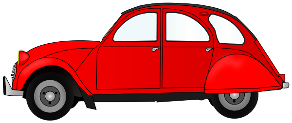 Royalty Free Car Clipart.