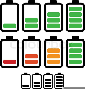 Battery Charge Clipart.