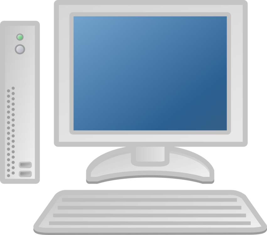 Computer Monitor,Desktop Computer,Electronic Device PNG.