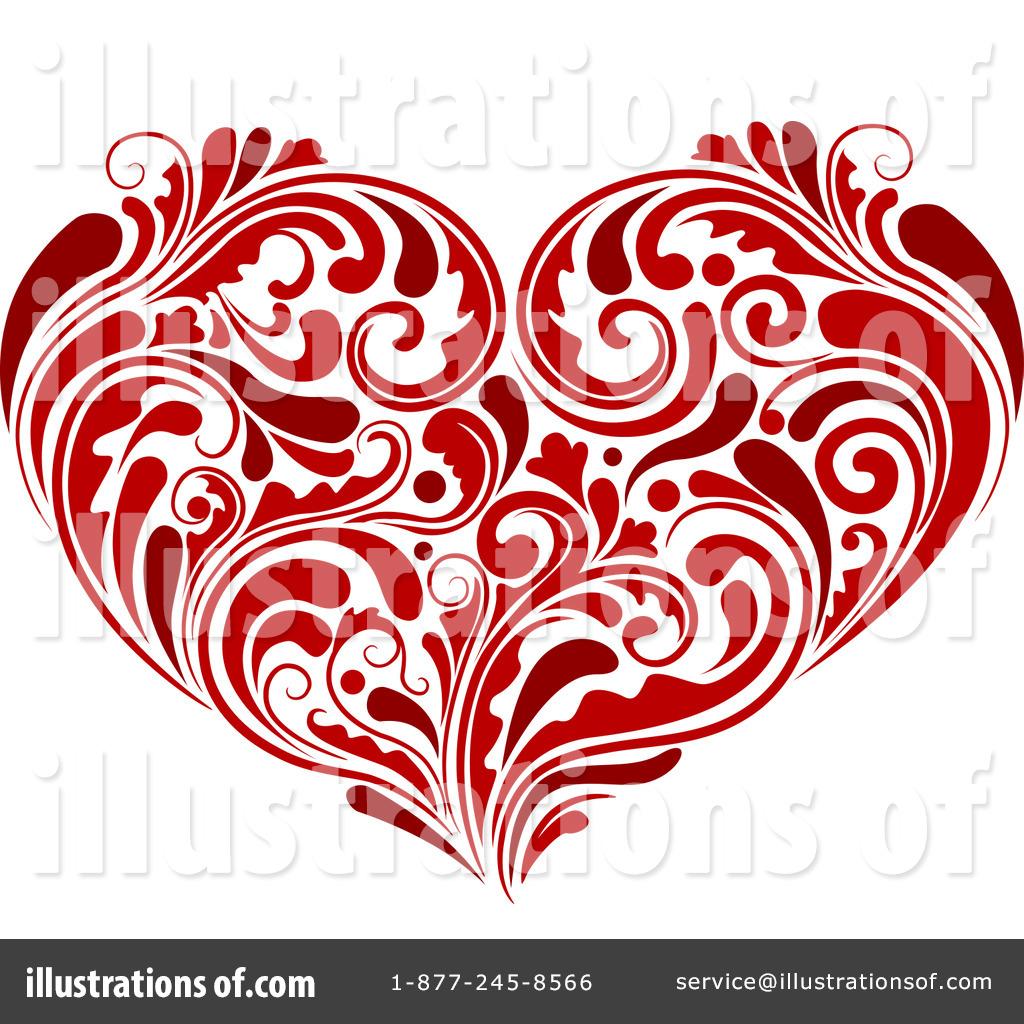 Heart Clipart #1051000.