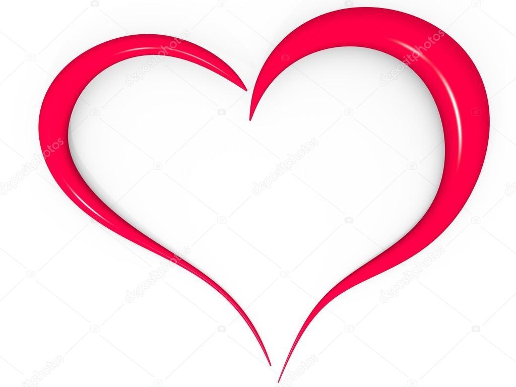 Love Heart Image.