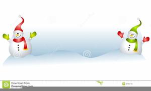 Happy Holidays Clipart Borders.