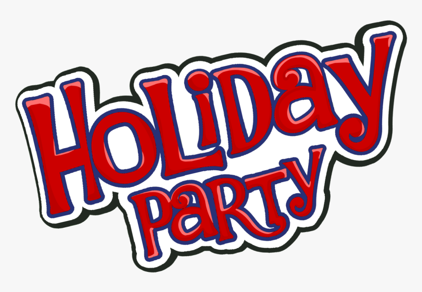 Clipart Royalty Free Library Holiday Party Clipart, HD Png.