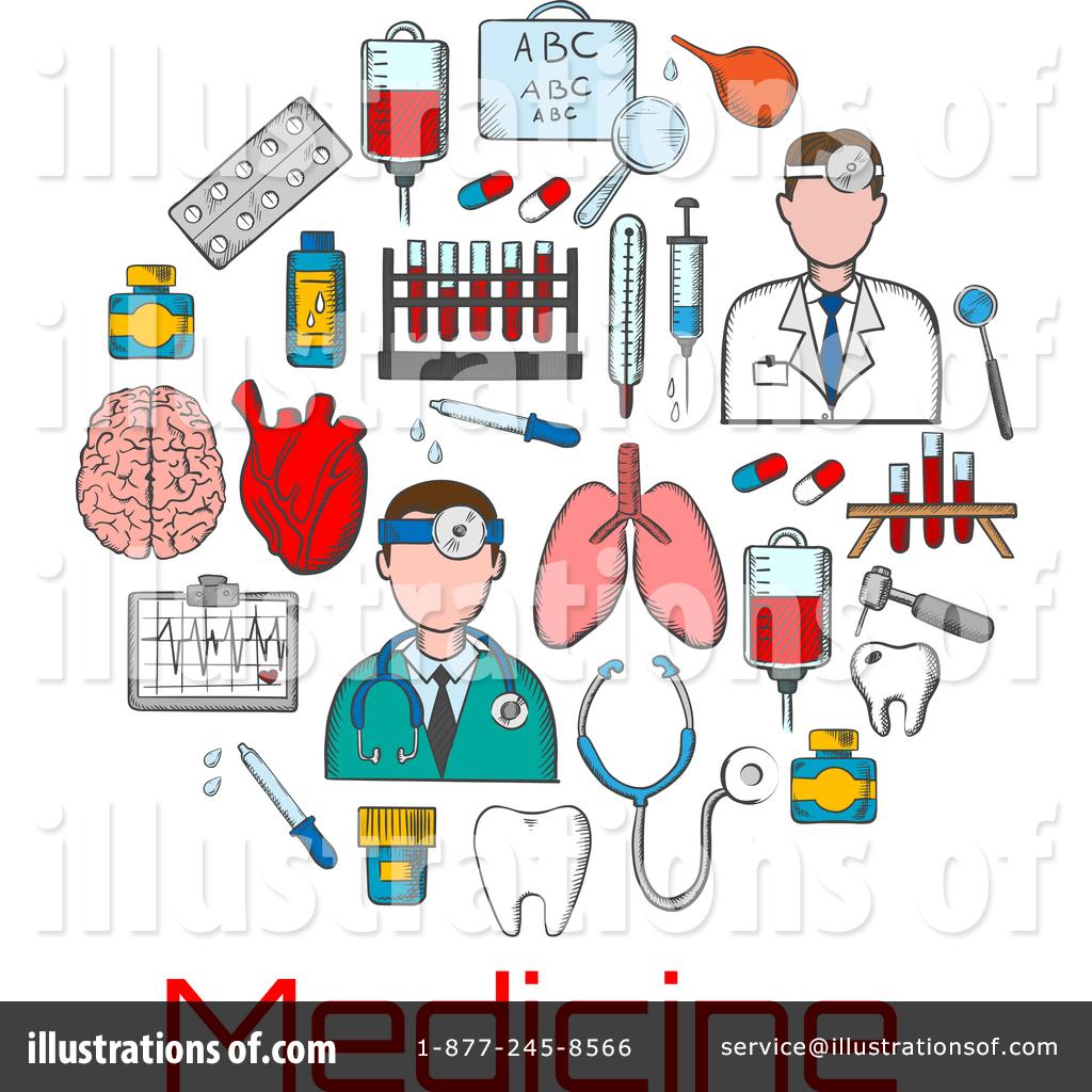 Medical Clipart #1409210.
