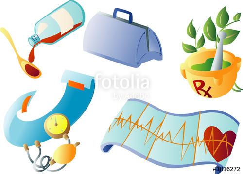 Medical Clipart 03 \