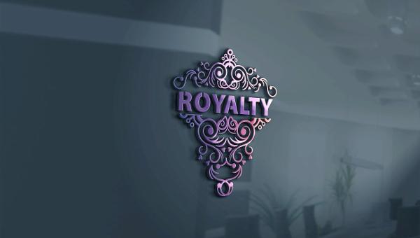Royalty Logo Design.