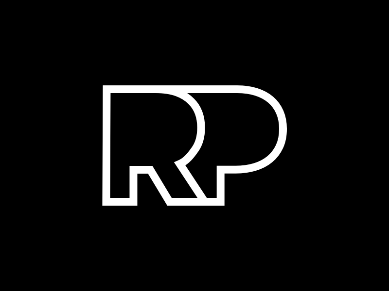 RP Logo by Roman Pohorecki on Dribbble.