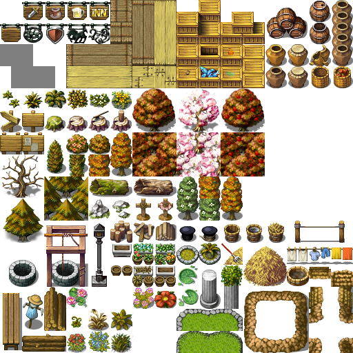 Mack\'s Seasonal Tilesets(VXAce) Recovery? Topic :: rpgmaker.net.